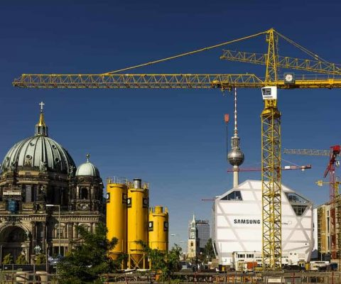 Does Berlin's skyrocketing real estate market make it another New York, London, or Paris?