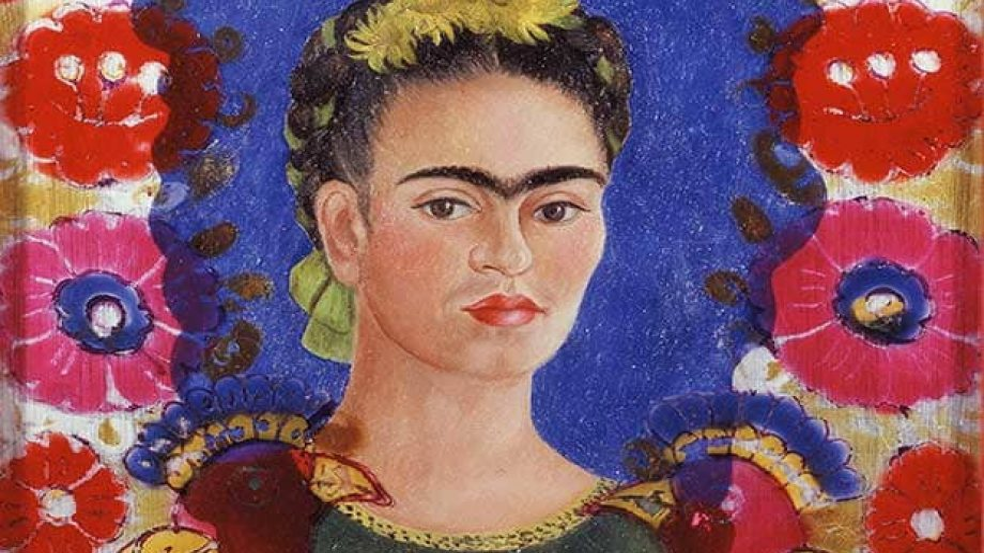 Frida Kahlo de retour au Centre Pompidou