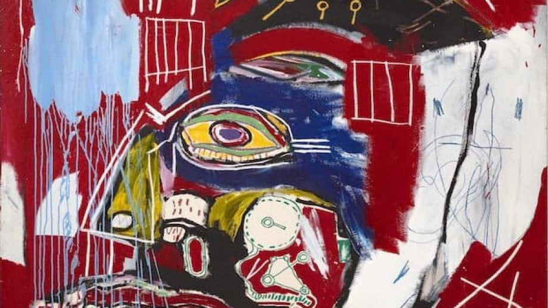 Une toile de Basquiat fait la joie de Christie's