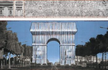 Christo's last project to be funded by sale