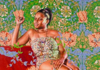 'Kehinde Wiley: The Yellow Wallpaper'