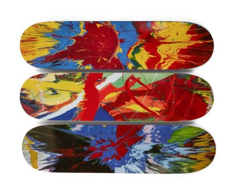 248 Supreme skate decks set to sale for as much as $1.2 million
