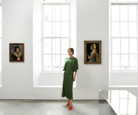 Victoria Beckham and Sotheby's Team up to Celebrate Women Old Masters