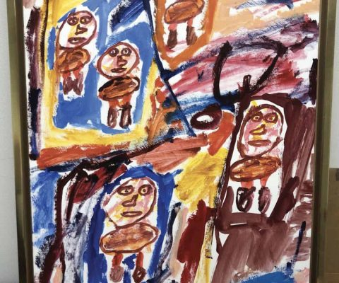 US Department of Justice opens case to find owner of painting by Jean Dubuffet