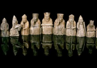 Missing Lewis Chessmen could fetch £1 million at auction