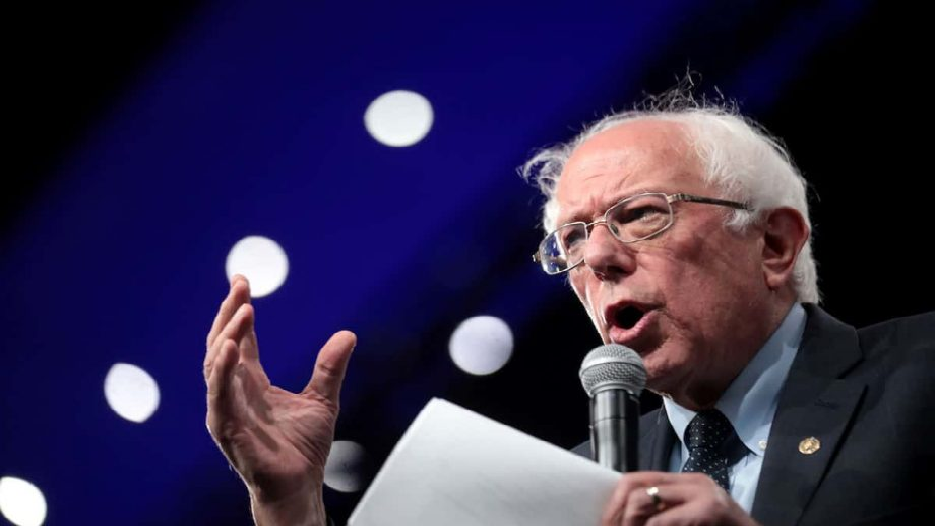 Thousands of Artists Endorse Bernie Sanders