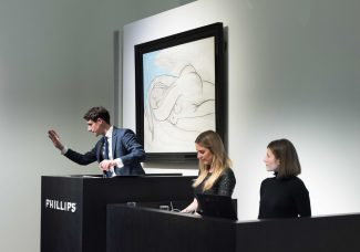 Phillips Auction House Had Its Most Successful Year in 2018