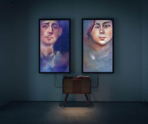 Sotheby's First Auction of an AI Artwork Brings a Modest £40,000