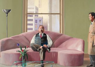 David Hockney bientôt chez Christie's