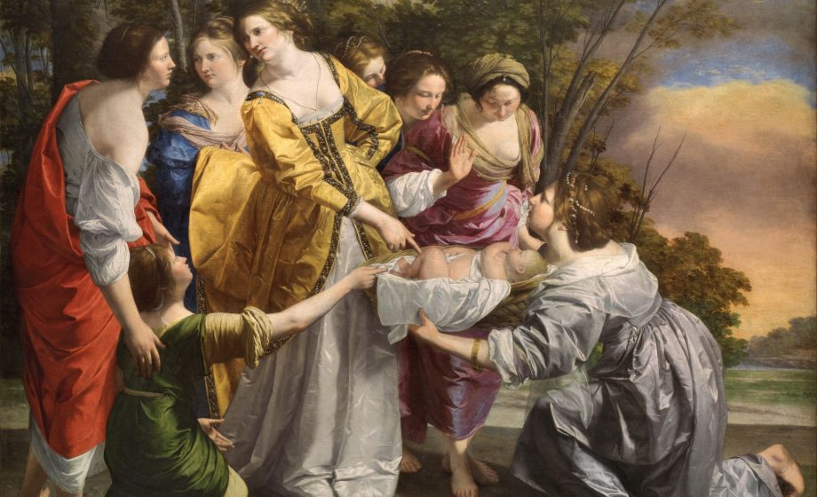 A Gentileschi masterpiece: possibly the most valuable UK museum acquisition in over a decade