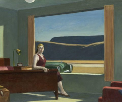 Check-in to an Edward Hopper painting at the Virginia Museum of Fine Arts