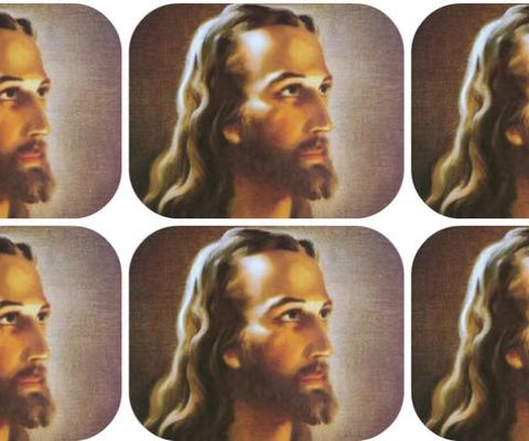 The man who painted Jesus