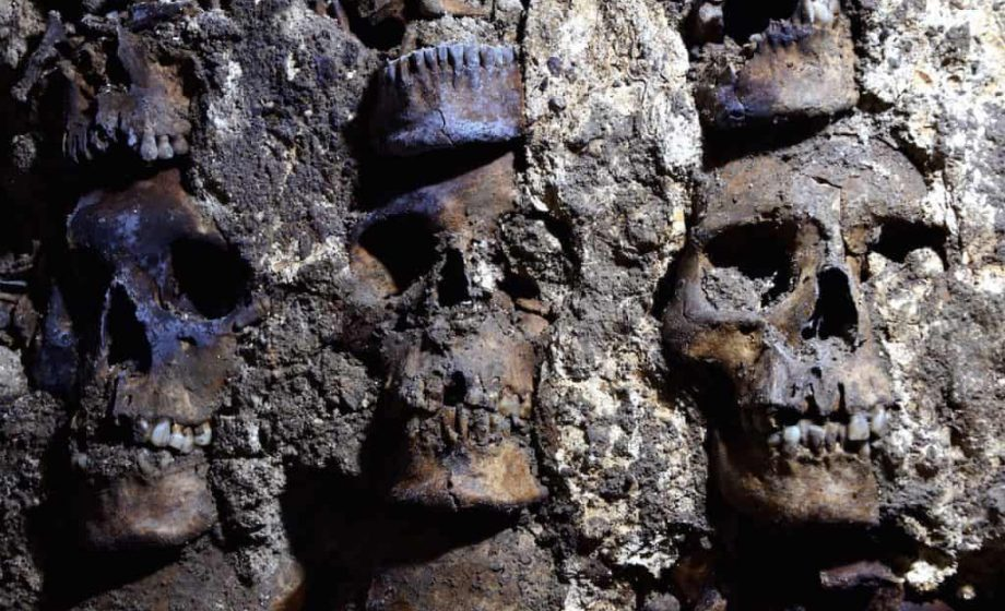 Art World Roundup: museums frustrated as lockdown tightens in London, archaeologists make new discoveries while studying an Aztec tower of skulls, and more