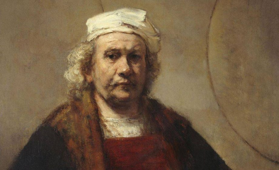 Gagosian Borrowed a Rembrandt for a Face-Off With His Roster of Artists