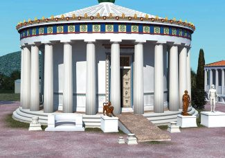 New research shows ancient Greeks may have used ramps for accessibility