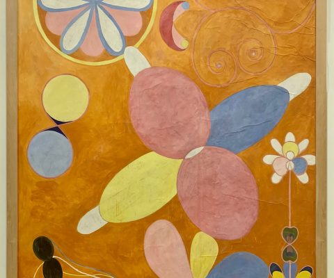 Hilma af Klint at Guggenheim Museum: Mystical Experience After Dark