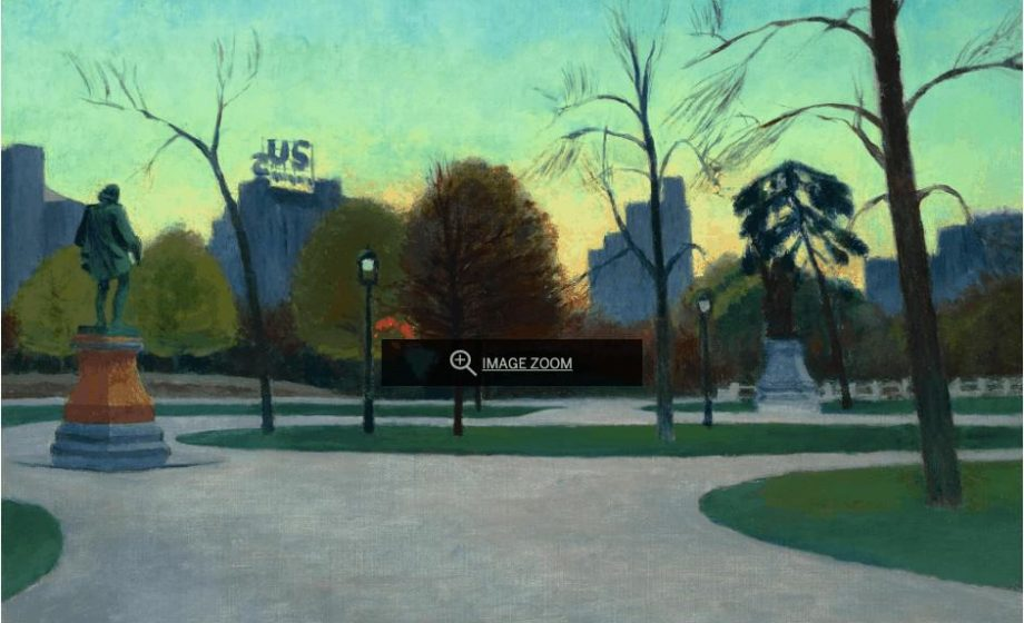 Edward Hopper's 'Shakespeare at Dusk' to hit the auction block