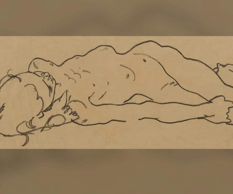 An Egon Schiele work found at a thrift shop, now selling for $100,000 – $200,000
