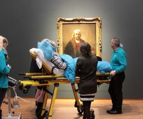 Dutch foundation helping terminally ill individuals experience Rembrandt one last time