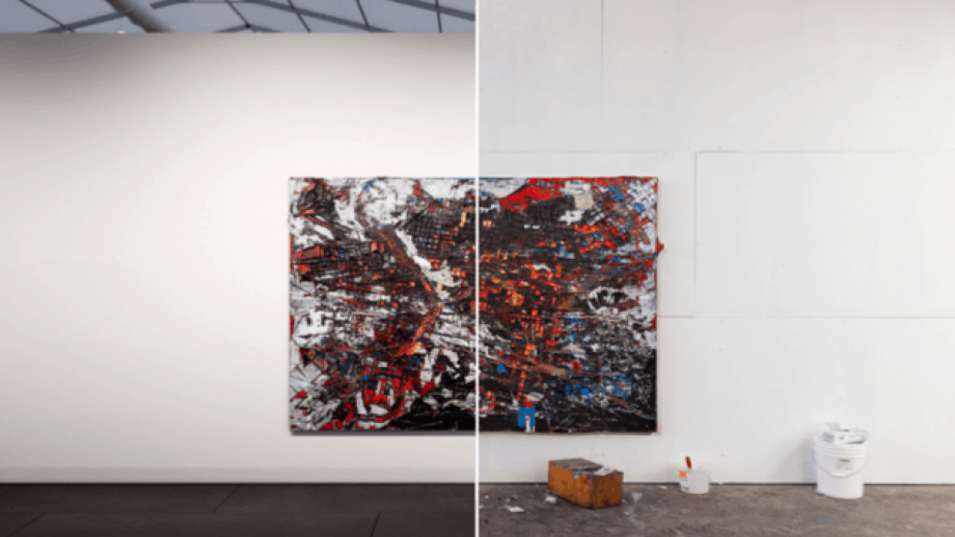 La galerie Hauser & Wirth de retour au Frieze Londres