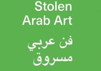 Stolen Arab Art Sparks Controversy