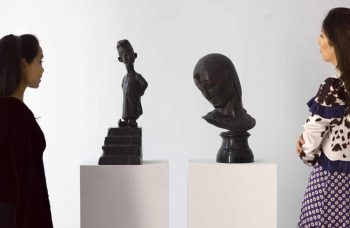 Seminal sculptures by Mahmoud Mokhtar to make their auction debut