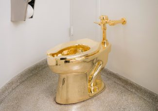 Golden toilet stolen from Blenheim Palace in overnight heist valued at £4.8m