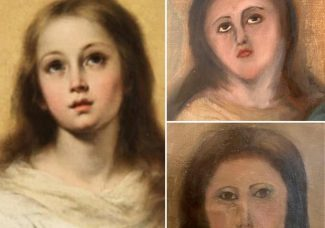 La restauration d'une copie de Murillo vire au fiasco