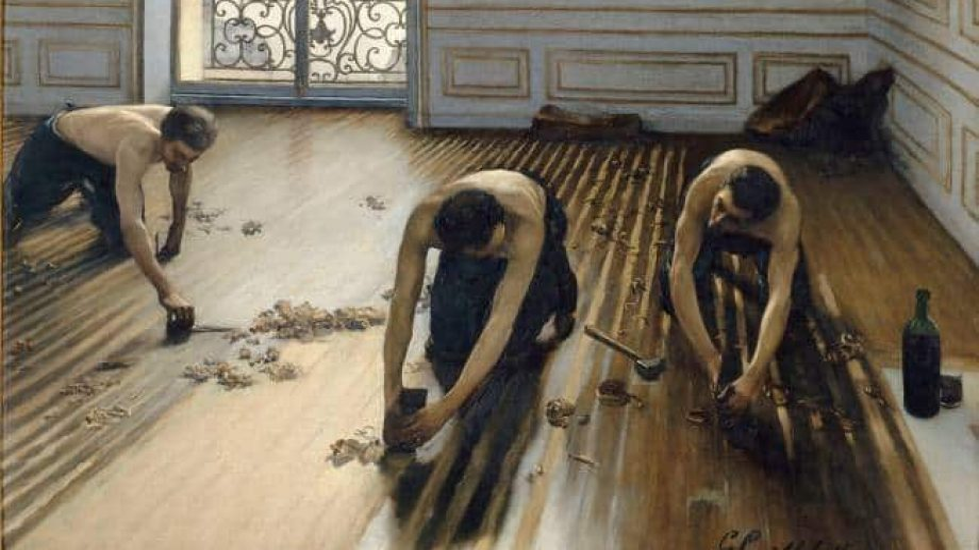 Gustave Caillebotte exposé à la Fondation Pierre Gianadda