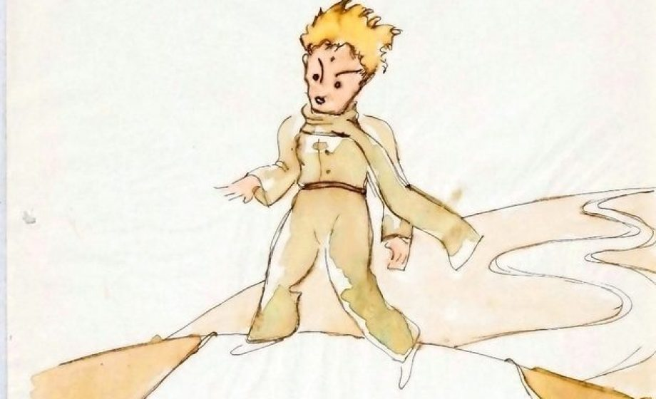 """A very simple secret""- sketches for Le Petit Prince uncovered"