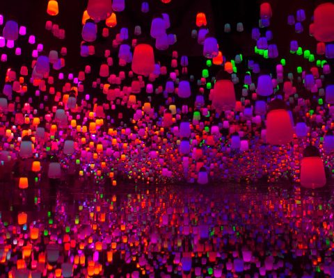 teamLab's digital art museum: record for most visited in the world