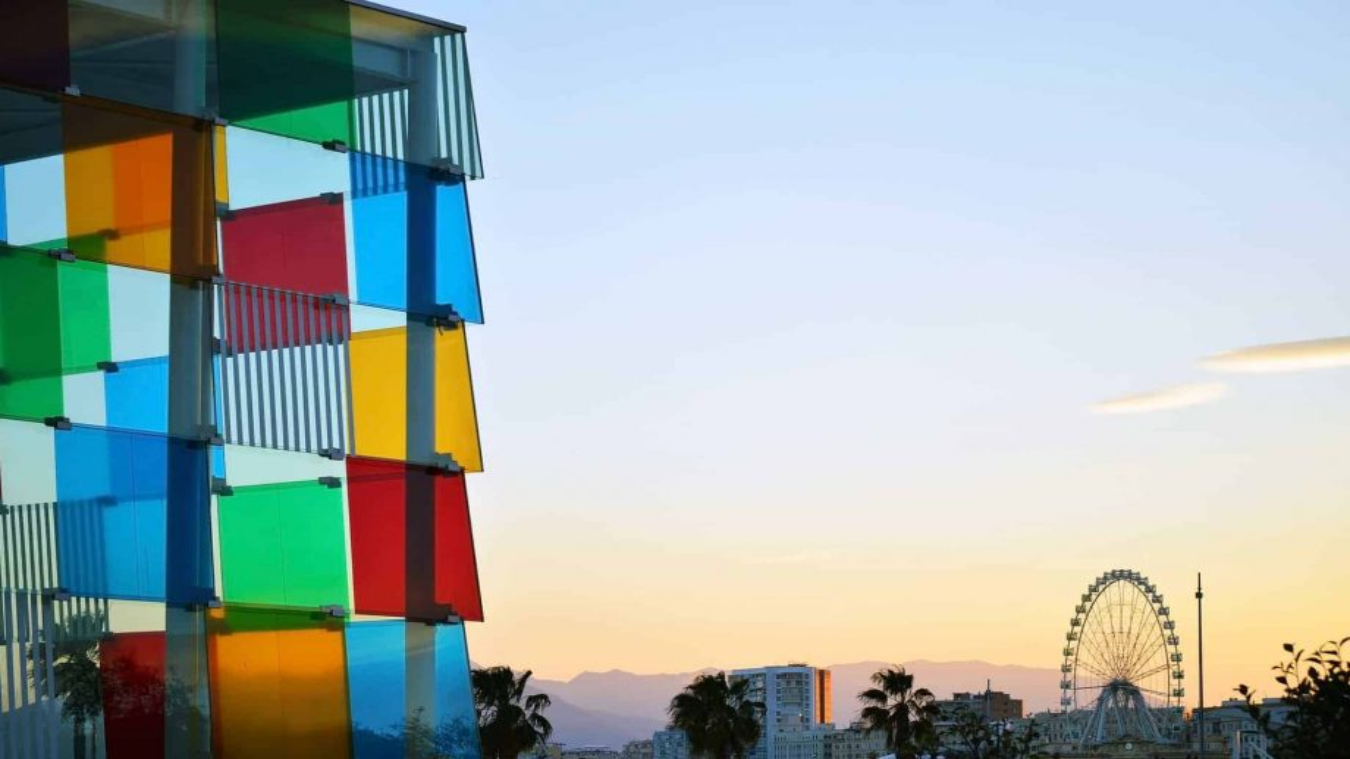 Matisse à Malaga: Pompidou hors les murs