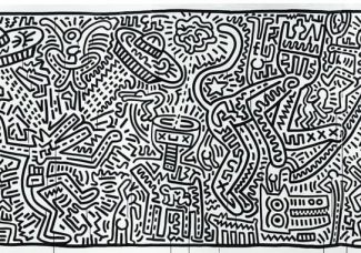 Tate Liverpool features Keith Haring in major retrospective