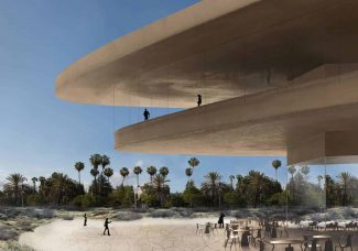LACMA gets the green light for their Peter Zumthor overhaul