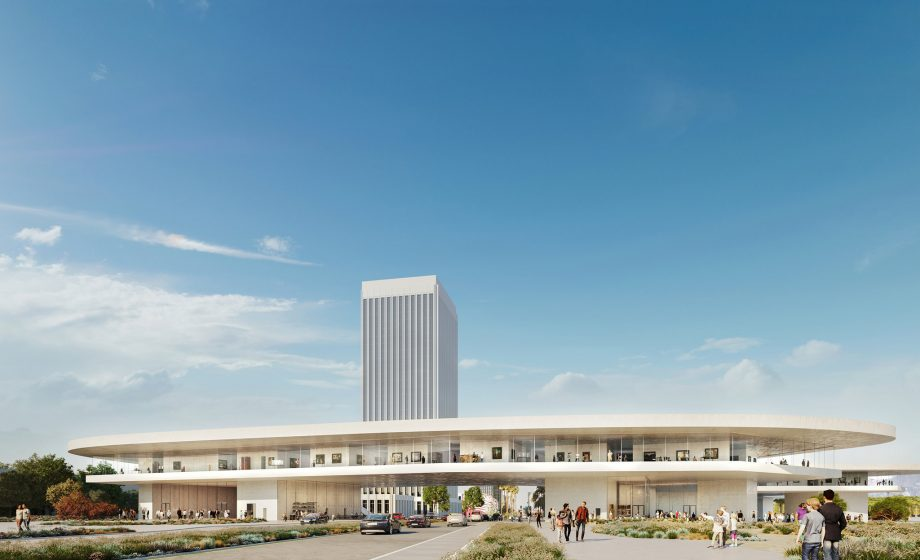 After approval of the LACMA's new building, a petition calls for reconsideration