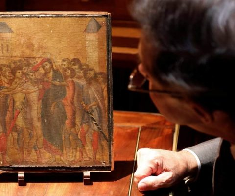 France blocks export of Cimabue masterpiece found in kitchen