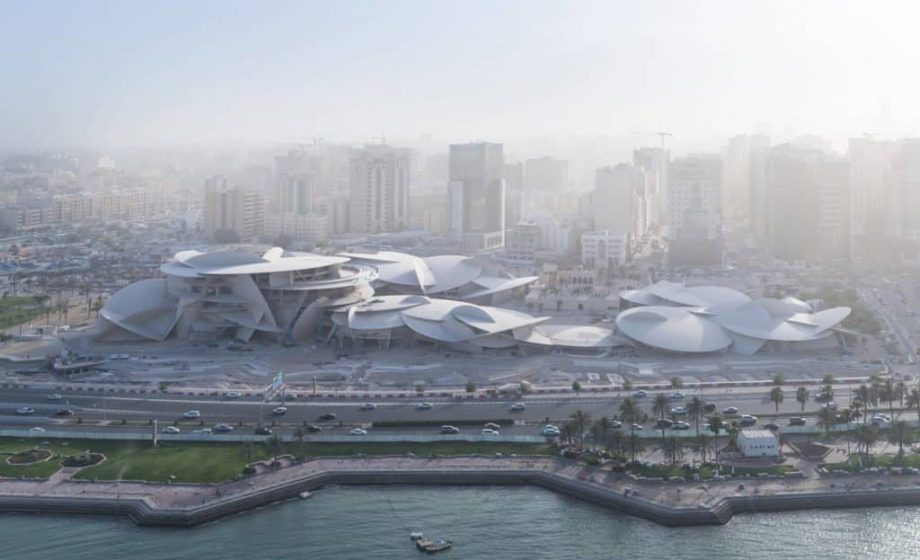 A rose in the desert: Qatar's National Museum, designed by Jean Nouvel