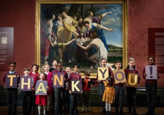 Public helps National Gallery secure painting by Orazio Gentileschi