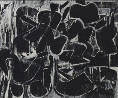 Willem de Kooning, l'inclassable