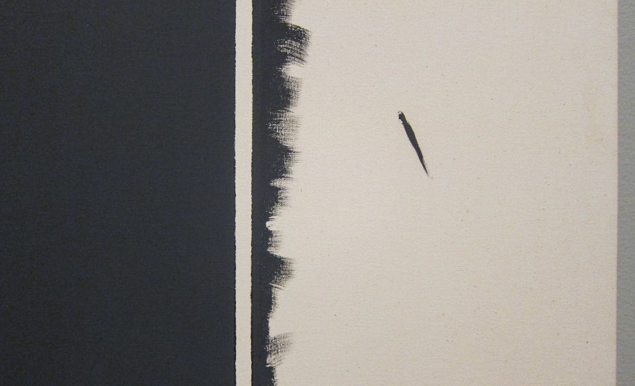 Barnett Newman's painting without compromise