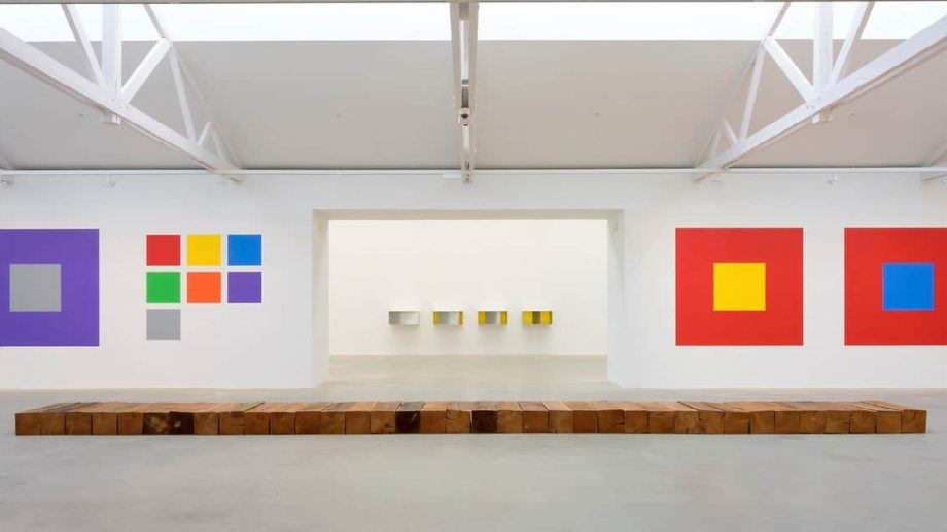 Hommage à l'art minimal