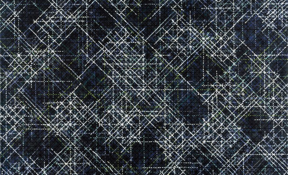 Ding Yi's grids