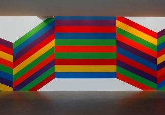 Sol LeWitt in the spotlight