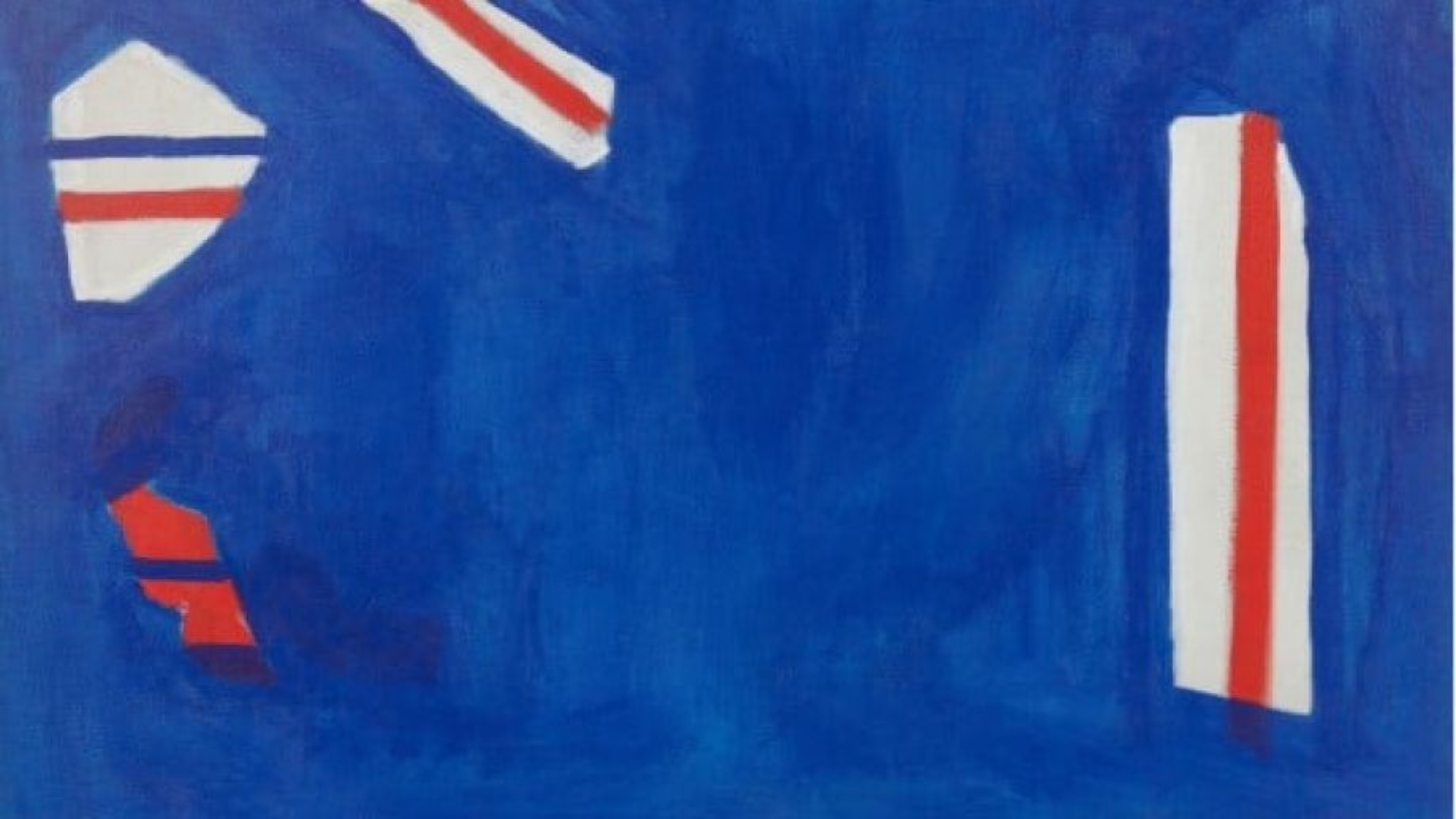 Betty Parsons, poursuivre l'aventure américaine après l'essoufflement de l'expressionnisme abstrait
