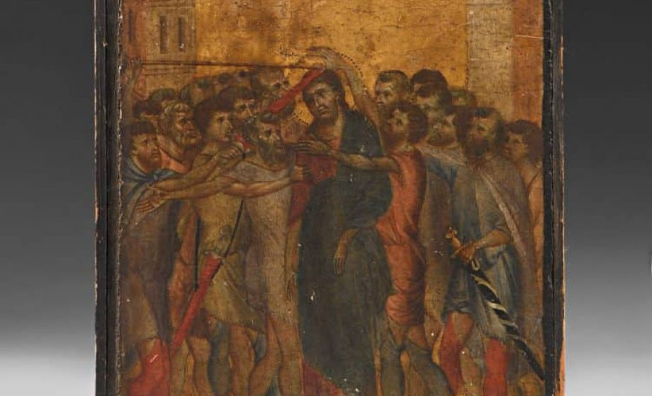 Panel by Cimabue sells for €24.2 million, shattering pre-sale estimates