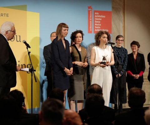 2019 Golden Lion winners announced at the Venice Biennale