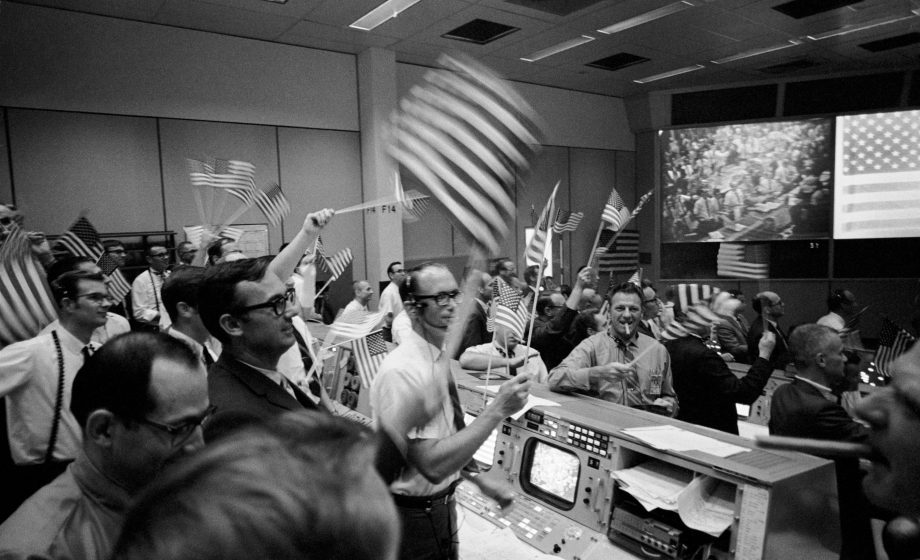 Famed NASA mission control: restored and reopened