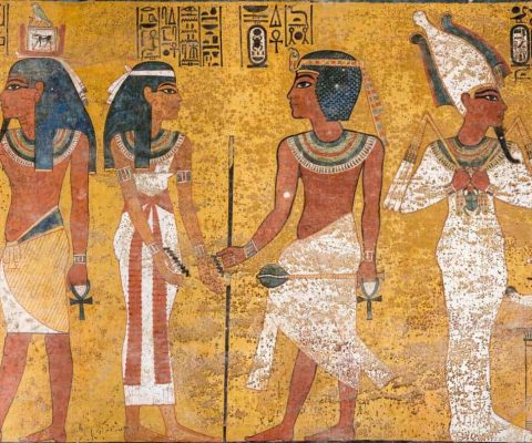 King Tut's tomb: 10 years of conservation