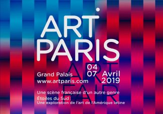 Art Paris 2019 sous la coupole du Grand Palais