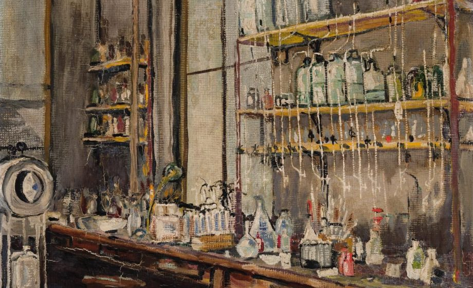 Painting by Frederick Banting brings in 10 times its estimate at auction